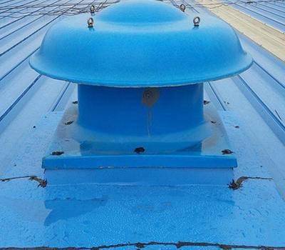 屋顶风机案例