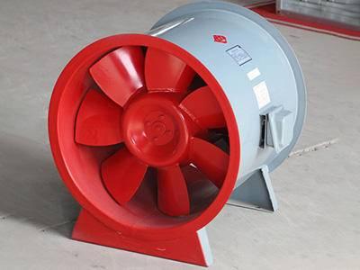 3c排烟风机噪声如何用技术控制