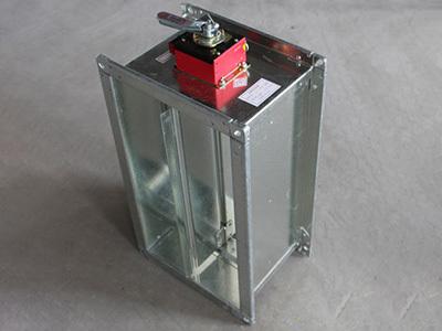 电动排烟防火阀设置要求