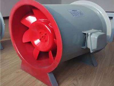 高温消防排烟风机停机检查注意四个步骤