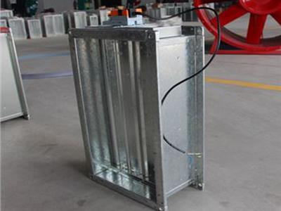 电动排烟防火阀厂家介绍多种排烟口