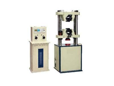 WE-B液晶数显式万能试验机