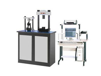YAW-300B电液伺服式恒应力压力试验机