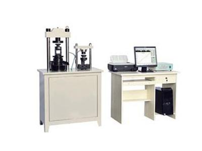 YAW-300C型全自动抗折抗压试验机