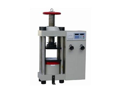 数显压力试验机(2000KN手动丝杠)