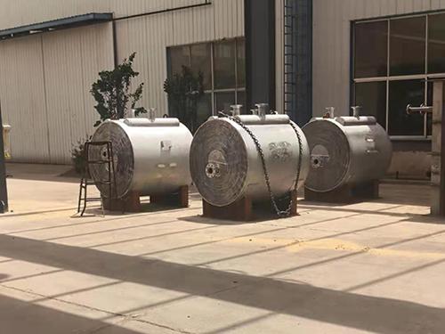 汽水换热器分汽缸