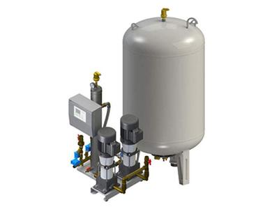 定压排气装置