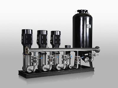 恒压变量供水装置