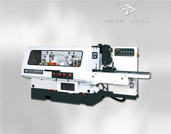 MB4016E 四面木工刨床 (五軸)