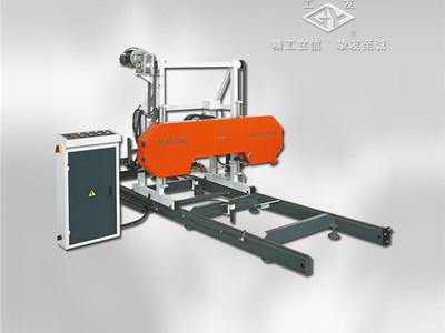 MJ375B 臥式制材帶鋸機