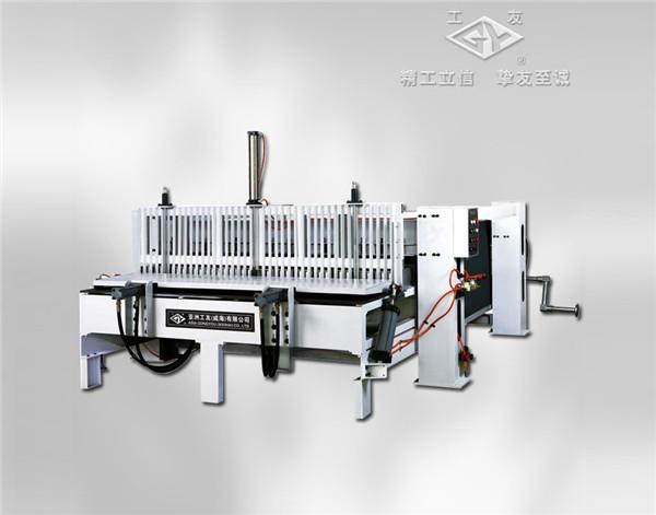 BPF2225E 細木工芯板拼板機
