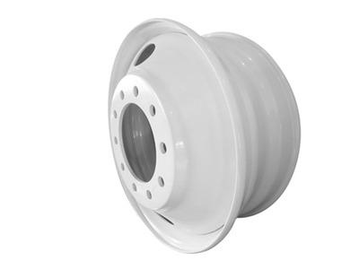 无内胎车轮24.5-22.5×8.25美国两风孔