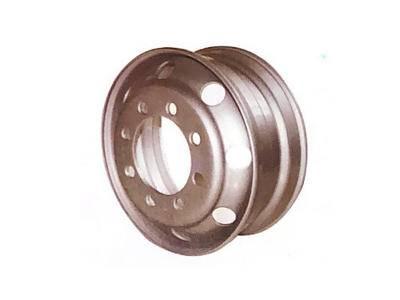 24.5无内胎钢制车轮
