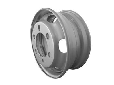 无内胎车轮17.5×6.00