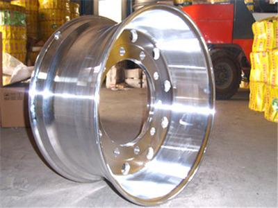 14X22.5锻造铝轮