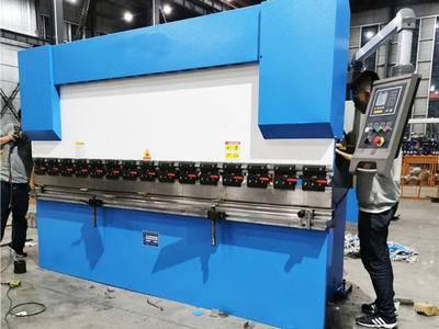 電液折彎機整機主要性能特點