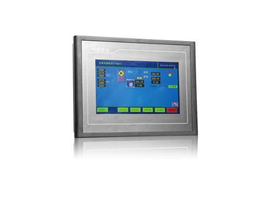 彩色觸摸屏式監控系統