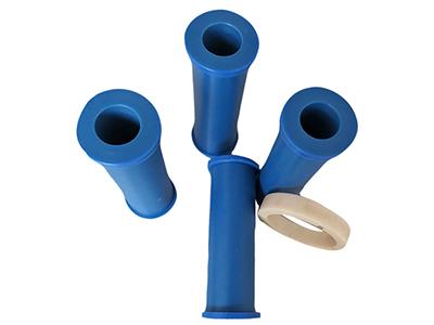 加工尼龙衬套 异形件塑料垫片套管 自润滑MC含油耐磨注塑尼龙轴套
