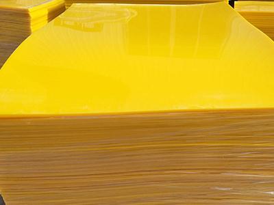 高分子聚乙烯板材煤仓料仓衬板 pp板pe板加工白色高密度聚乙烯板