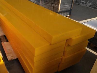 超高分子量聚乙烯真空吸水箱面板造纸机械用吸水箱盖板PE耐磨盖板