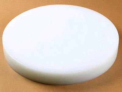 聚乙烯板白色塑料切菜板钻板塑料案板支腿垫板pe板高分子聚乙烯板