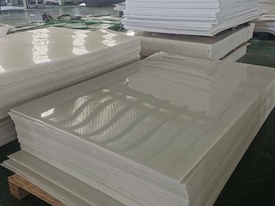 高分子聚乙烯板20mm厚聚乙烯板材UPE板生产加工耐酸碱高分子衬板