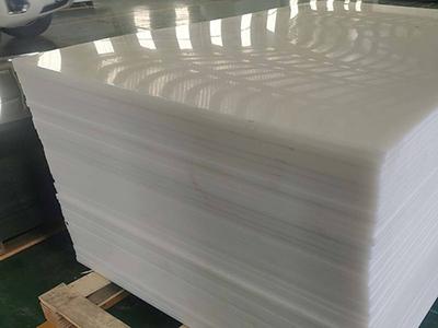 pp板材 白色水箱板猪肉塑料板pe车厢垫板内衬加工定制 聚丙烯板