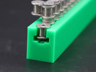 超高分子量聚乙烯链条导轨的特点