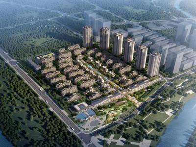 重庆秀山白鹭半岛项目
